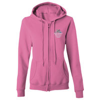 Osprey Nationals 2019 - Heavy Blend Ladies' Fulll Zip Hood Sweat Thumbnail