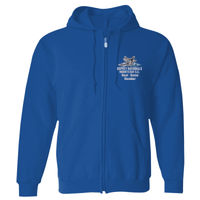 Osprey Nationals 2019 - Heavy Blend  Adult Full Zip Hooded Sweatshirt Thumbnail